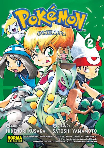 Tomo 2 (Pokémon Esmeralda)