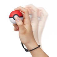 PokeBall Plus movimiento - Let's GO Pikachu! y Let's GO Eevee