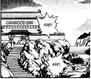 Cyanwood gym manga
