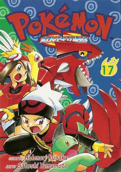 Tomo 17 (Pokémon Special)