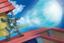 Segunda misión especial de Pokémon Ranger 2