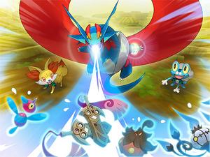 Megaevolución Pokémon Mundo Megamisterioso