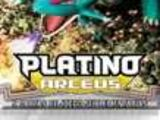 Platino (TCG): Arceus