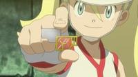 EP848 Corelia entregándole la Medalla Lid a Ash
