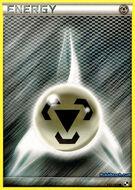 Energía metálica (Negro y Blanco TCG)