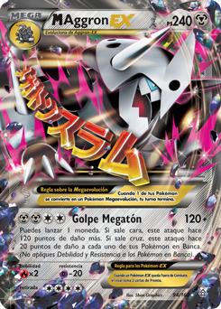 MAggron-EX (Duelos Primigenios TCG)