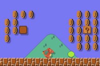 Charizard Super Mario Maker