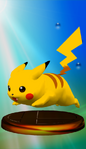 Trofeo Pikachu (Smash) SSBM