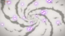 EP1154 empezando a crearse cometa draco a partir del pulso dragón