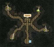 Cueva Desenlace estancia de Zygarde XY