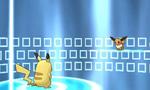 Pikachu se intercambia por Eevee XY