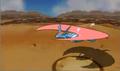 Mega-Salamance en combate