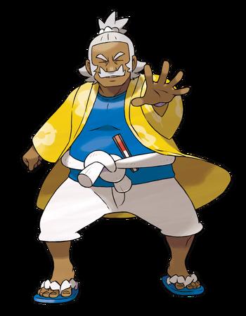"""Ilustración de Kaudan en <!--LINK'"""" 0:0-->"""