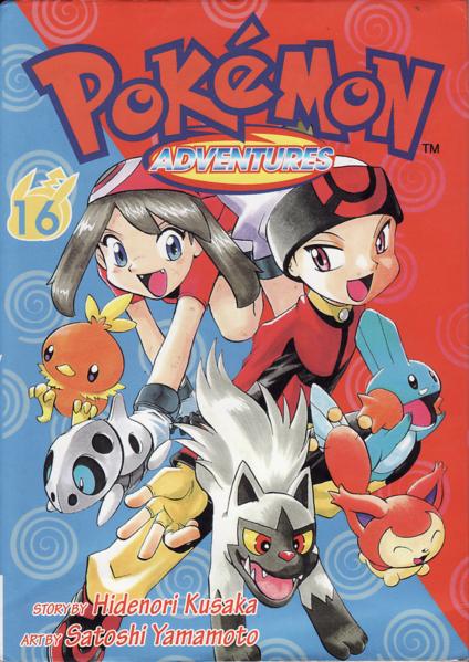 Tomo 16 (Pokémon Special)
