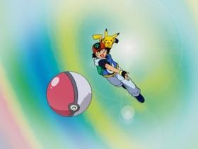 EH18 Ash y Pikachu en un recuerdo de Ritchie.jpg