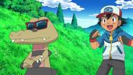 EP727 Krokorok junto a Ash