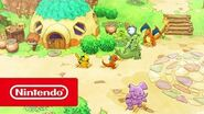 Pokémon Mundo misterioso equipo de rescate DX - Tráiler del juego (Nintendo Switch)