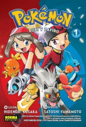 Tomo 1 (Pokémon Rubí y Zafiro)