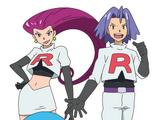 Team/Equipo Rocket