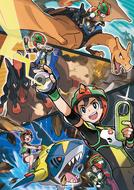 Artwork de las Pokémonturas