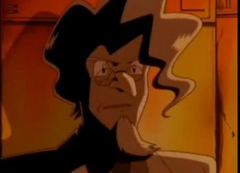 """Doctor Fuji en la <!--LINK'"""" 0:0-->"""