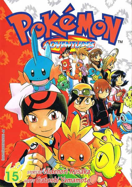 Tomo 15 (Pokémon Special)