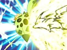 EP456 Pikachu usando placaje eléctrico
