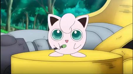 Jigglypuff (anime)