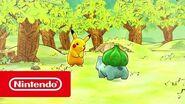 Pokémon Mundo misterioso equipo de rescate DX - Tráiler de revelación (Nintendo Switch)