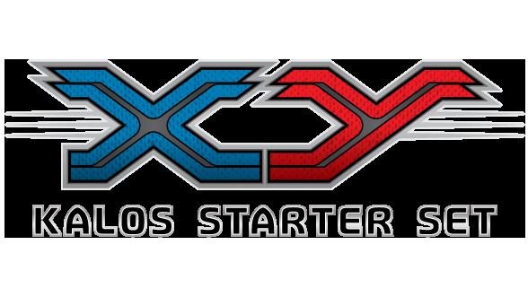 XY (TCG): Kalos Starter Set