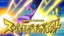 EP1083 Pikachu y Naganadel usando Gigavoltio destructor