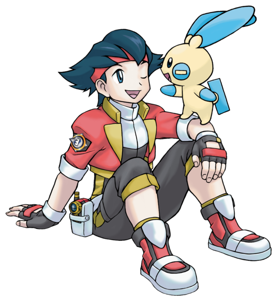 Helio (Pokémon Ranger)