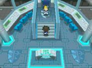 Oficina de Acromo en la Fragata Plasma N2