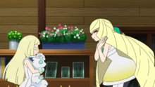 EP987 Lillie y su madre