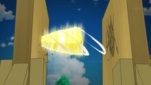EP1058 Pikachu usando Hélice trepanadora 2