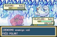 Frío polar RFVH