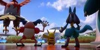 Portada de Pokémon UNITE (2)