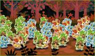 BOT&1000P Horda con muchos Pokémon