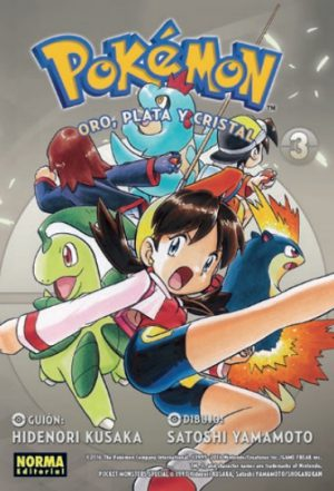 Tomo 3 (Pokémon Oro, Plata y Cristal)