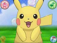 Pikachu en el Poké Recreo (2) XY