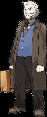 """Ilustración del profesor Serbal en <!--LINK'"""" 0:0-->"""