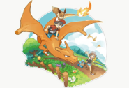 Artwork Pokémon Let's Go 3