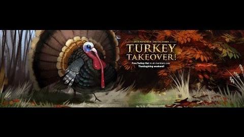 RuneScape 3 español - Thanksgiving 2013-2014