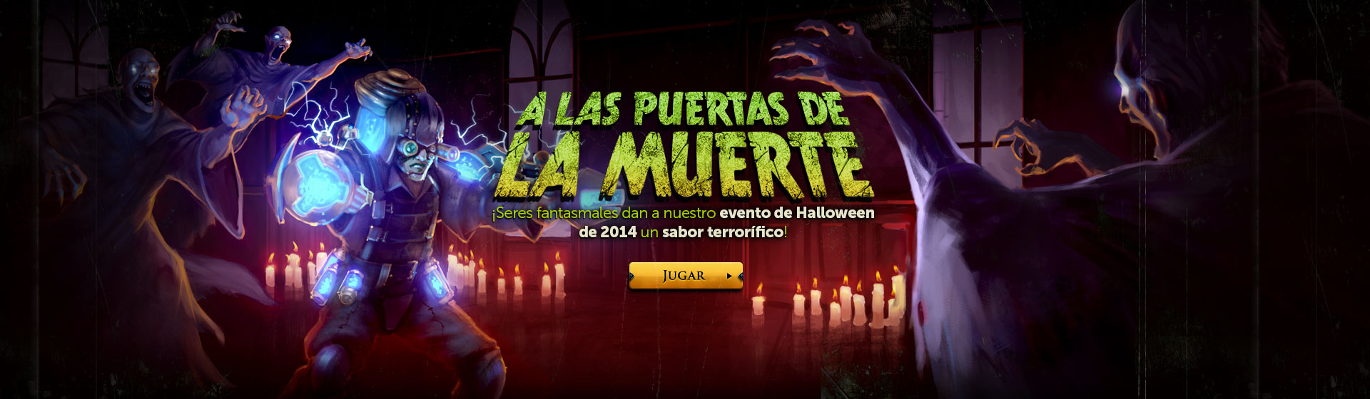 Evento de Halloween 2014