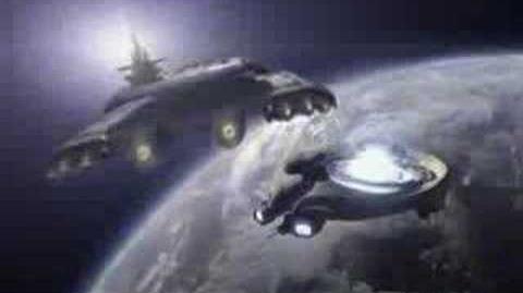 Stargate SG1 Battle Destruction of Dakara