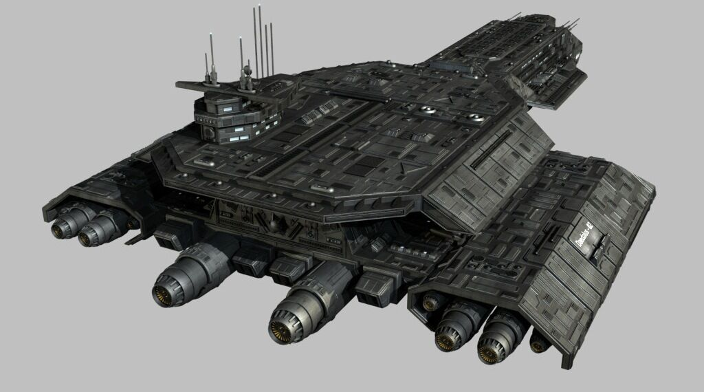 BC-304 Battlecruiser Daedalus 14.jpg
