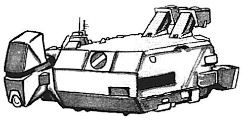 Nave auxiliar de flota clase Hajen