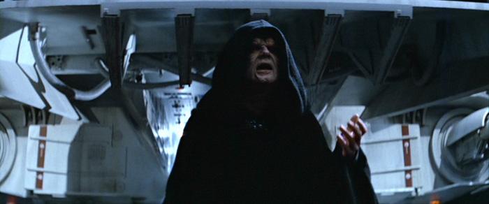 Lado oscuro de la Fuerza/Leyendas