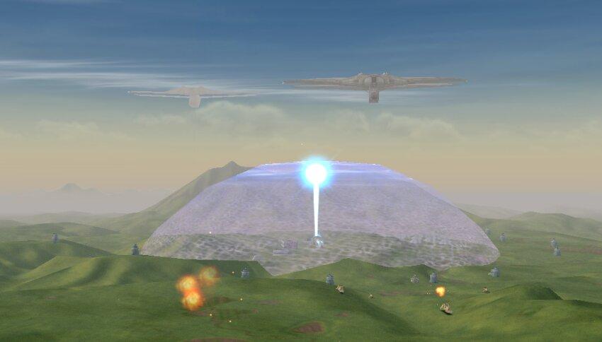 Batalla de la Base de la Resistencia de Naboo