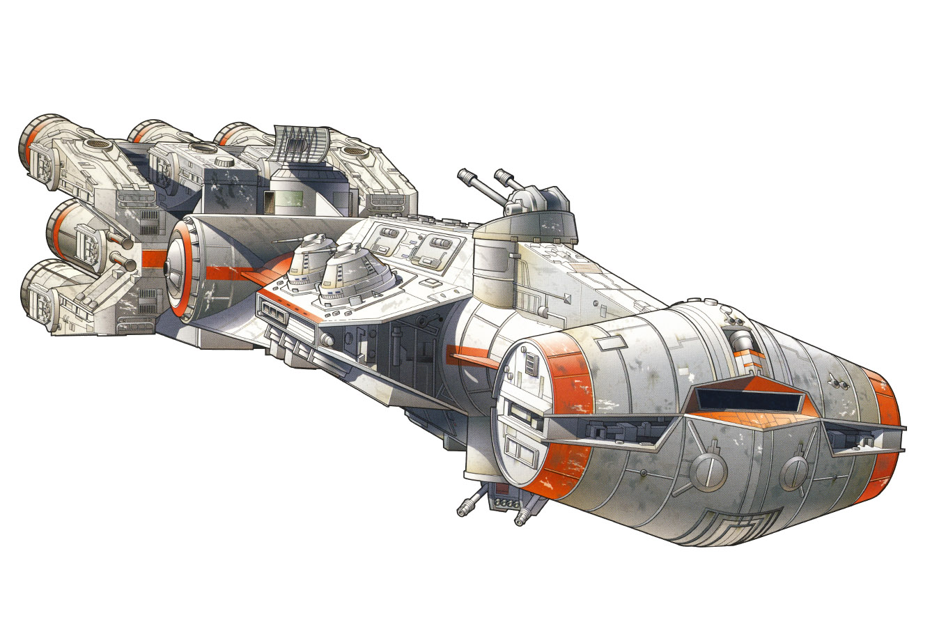 Corbeta CR90/Leyendas
